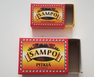 empty matchboxes