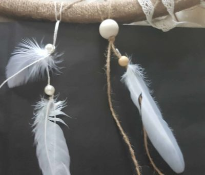 decorate dreamcatcher